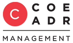 The Official Website of Coe ADR Management Logo